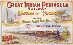 Today in Transportation History: April 16, 1853    India, which was still under British rule at the time, opened a new chapter in travel with the debut of the first passenger railroad service in that part of the world. Nearly a century after making its first run, that railroad became part of India's vast Central Railway.