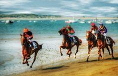 Carreras-caballos-Sanlúcar-Barrameda  https://www.facebook.com/holidaysinspaincom
