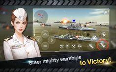 Warship Battle 3D World War II HACK - get unlimited dollars & gold !