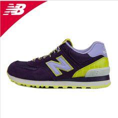 2013 los New Balance contador NewBalance574 genuinos de los zapatos zapatillas retro WL574BFR
