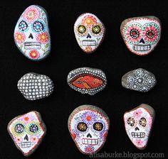 Día de Los Muertos rocks...