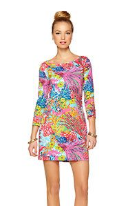 Ember Shift Dress - Lilly Pulitzer