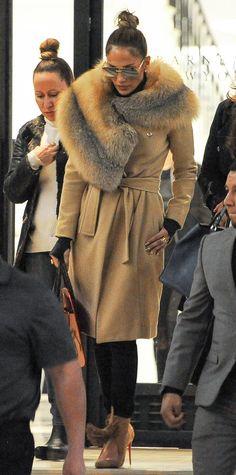 Jennifer Lopez's Best Street Style Looks | InStyle.com