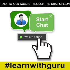 Interested In Online Courses?  Are You Facing Any Difficulty? Now Get Answers of All Questions.  Talk To Our Agents Through The Chat Option On Easylearning.Guru Website.