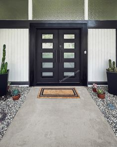 🤩🤩🤩 It doesn't matter whether you are building a new home or you want to improve the look and security of the existing one, an iron door is a smart choice! -- ☎️☎️☎️ Call 877-205-9418 for Orders and Inquiries ⚠️⚠️⚠️ About this Beautiful IRON DOOR: Beast Plus Double Iron Door, Dark Copper Finish, Right-Hand inswing. -- #irondoor #iwantthatdoor #wroughtirondoor #universalirondoors #ironfrontdoor #irondoorsnearme #irondoorcompany #cheapirondoor Iron Front Door, Wrought Iron Doors, Building A New Home, Beast, Garage Doors, New Homes, Copper, Dark, Outdoor Decor