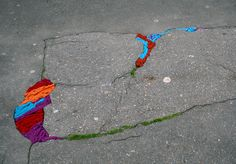 Decorative potholes 3