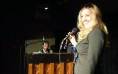 Performing in Prague
