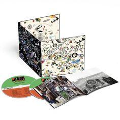 LED ZEPPELIN – LED ZEPPELIN III (REMASTER) De eerste drie albums van Led Zeppelin zijn deze week opnieuw uitgebracht, geremasterd door gitarist Jimmy Page. Naast de reguliere versies verschijnen er DeLuxe Editions met nog nooit eerder uitgebracht materiaal.