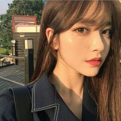 Discover and share the most beautiful images from around the world - Beauty Home Pretty Korean Girls, Korean Beauty Girls, Cute Korean Girl, Asian Beauty, Asian Makeup Natural, Uzzlang Girl, Model Tips, Korean Makeup Look, Ulzzang Korean Girl