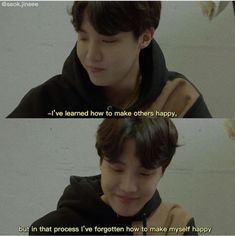 K Quotes, Bts Lyrics Quotes, Bts Qoutes, Mood Quotes, Happy Quotes, True Quotes, Jung Hoseok, Bts Wallpaper Lyrics, Bts Texts