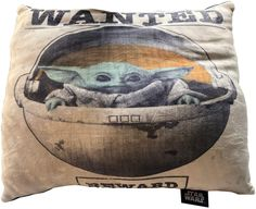 Baby Yoda Star Wars Bedding Pillowcase Kids Super Soft Bedding Home Decorative Pillow Covers 13x11 inches