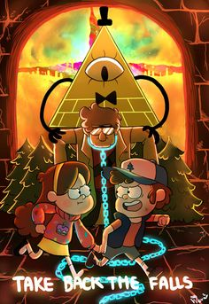 Welcome To Gravity Falls