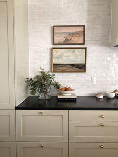 Home Interior Modern .Home Interior Modern Interior Modern, Kitchen Interior, New Kitchen, Interior Design, Design Interiors, Interior Colors, Art For The Kitchen, Interior Ideas, Kitchen Yellow