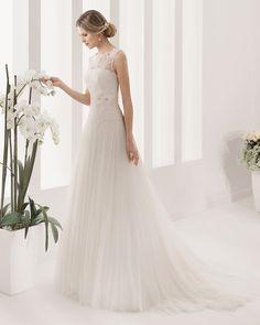 Alma Novia - Wedding Dress - White Dress - Bridal - Robe de mariée - Bride - Abito da sposa