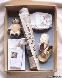 Znalezione obrazy dla zapytania time capsule baby