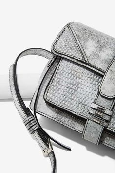 She and Lo Silver Lining Crossbody ---