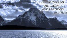 Title  The Mountains Are Calling John Muir  Artist  Dan Sproul  Medium  Photograph - Digital
