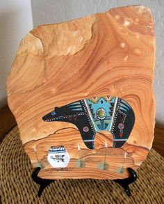 """Litchfield, Arizona - West Valley Native American Arts Festival Photographs: My """"Best of Show."""" I Selected a Sand Painting on Beautiful… Native American Patterns, Native American Design, American Indian Art, Native Design, Sand Painting, Watercolor Paintings Abstract, Sand Art, Painting Tips, Native American Paintings"""