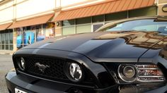e4ab23d20813f Sleek, sexy 2014 Ford Mustang with an owner who wanted to kick it up a