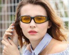 Moderné polarizované okuliare pre šoférov do tmy, hmly a dažďa1 Sunglasses Women, Ray Bans, Style, Fashion, Swag, Moda, Fashion Styles, Fashion Illustrations, Outfits