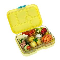 Yumbox Leakproof Bento Lunch Box Container - yellow