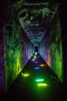 Abandoned Tunnels, Hill 60, Australia