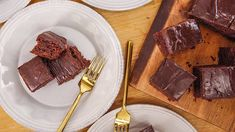A cola glaze is the icing on this sheet cake.