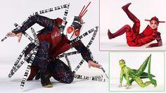 circ du soleil costumes - Google Search