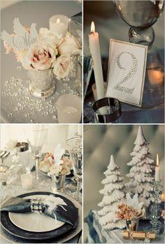 Zimowy ślub w Boże Narodzenie