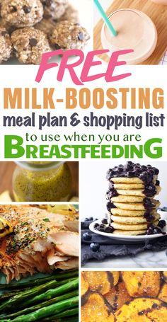 Herbs enhancing breast milk