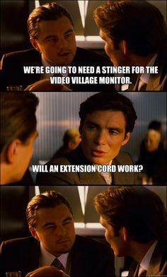 Inception Meme Stingers
