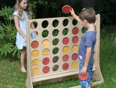 The traditional game resized to giant proportions! Hugely popular for weddings, parties and outdoor events - challenge your friends and family this summer to this classic strategy game.  Players take turns to drop giant counters with the winner being the first player to connect four counters in a ...