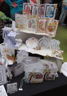 foto 6842 Elizabeth Craft Designs, Design Crafts, Decorative Boxes, Workshop, Cards, Christening, Pictures, Souvenirs, Atelier