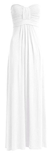 Crazy Girls Womens Boobtube Knot Front Bow Bandeau Maxi Long Dress (M/L-US10/12, White) Crazy Girls http://www.amazon.com/dp/B00E3UZQ0W/ref=cm_sw_r_pi_dp_beBpvb10GWDB6