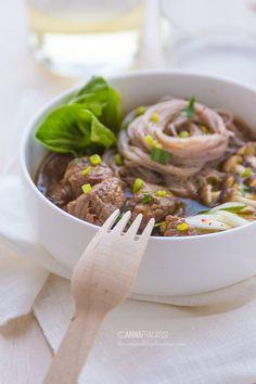 Involtini vietnamiti di carta di riso con maiale e verdure | Cucina ...