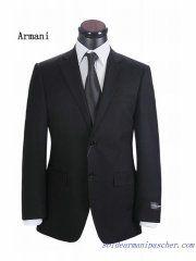 Costume à deux boutons Hommes Armani Noire Suit Jacket, Costume, Suits, Jackets, Fashion, Armani Men, Buttons, Black People, Down Jackets