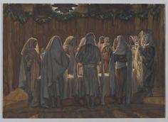 The last supper... Beautiful... (James Tissot)