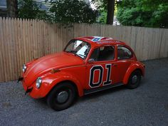 The General Lee Bug