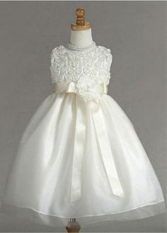 Confection Robe fille pour mariage