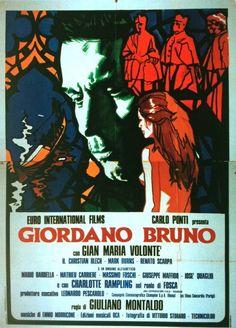 Giordano Bruno,diretto da Giuliano Montaldo - 1973