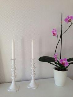 Shabby Kerzenständer