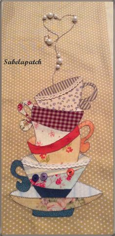 Sabelapatch: Bloques 6 y 7 Sweet Mistery Quilt de twinkle