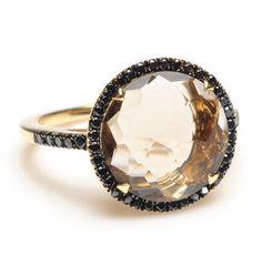 Greenwich Jewelers - Suzanne Kalan Smokey Quartz Ring - Polyvore