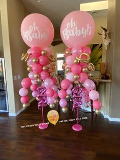 Social Distancing Celebration Poles - The Balloon People One Balloon, Baby Shower Balloons, Celebration, People, People Illustration