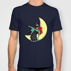 Witchful Thinking! T-shirt by AnishaCreations - $22.00