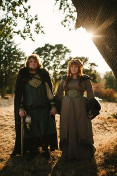 Game of Thrones Engagement Shoot: Karlee & Justin