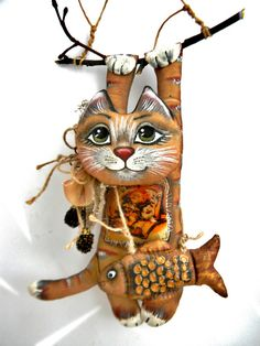 Cat Lover Gifts, Cat Lovers, Cat Drawing Tutorial, Crate Crafts, Cat Decor, Cat Doll, Sewing Toys, Cat Art, Cats And Kittens