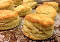 Southern Buttermilk Biscuits Recipe - These are so good! Definitely a keeper. I added 1 tablespoon of agave syrup and omitted 1 tablespoon of butter. Just seemed like it needed a touch of sweetness. Also, didn't have buttermilk so used 1 cup of milk with 1 tablespoon of vinegar, let sit for 5 minutes and it's good to go.