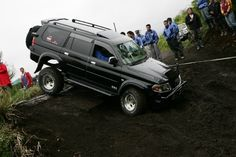 Mitsubishi Pajero Sport, Montero Sport, Offroad, Ideas Para, 4x4, Garage, Vehicles, Sports, Cars