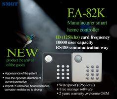 Waterproof keypad access controller EA-82K